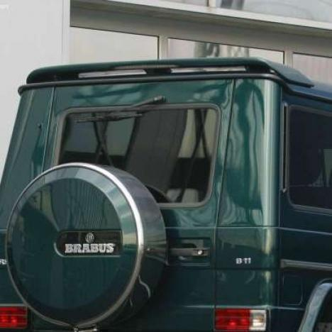 Спойлер Mercedes Benz G-klass (G-463)