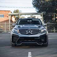 ТЮНИНГ КОМПЛЕКТ RENEGADE ДЛЯ MERCEDES-BENZ GLE