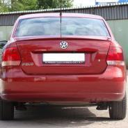 Лип спойлер «RedLine» VW Polo Sedan 2010г. — н.в.