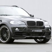 Обвес HAMANN FLASH Х5 Е70