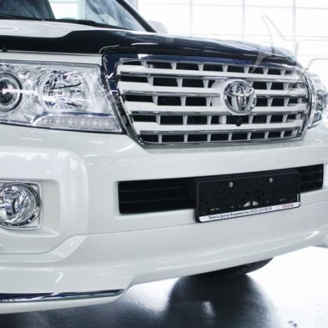 Юбки Urban sport Toyota Land Cruser 200