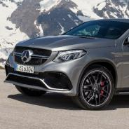Обвес 6.3 AMG на Mercedes GlE Coupe